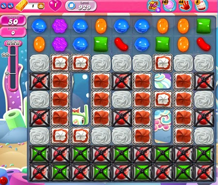 Candy Crush Saga 929