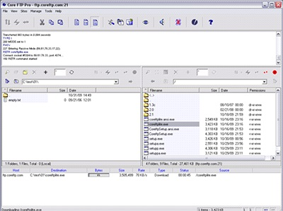 free and software ftp pro 2 2 build 1792