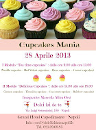 Corso Cupcakes a Napoli - Domenica 28 Aprile 2013