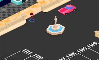 Permainan Mobil Si Ahli Parkir
