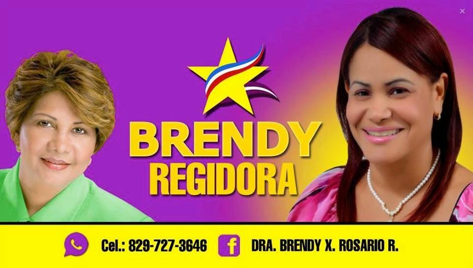 BRENDY ROSARIO REGIDORA