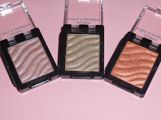 Sally Girl Eye Shadow Connecting Compacts