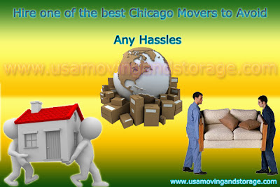 Hire Chicago Movers to Avoid Hassles