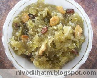 How to make lauki ka halwa