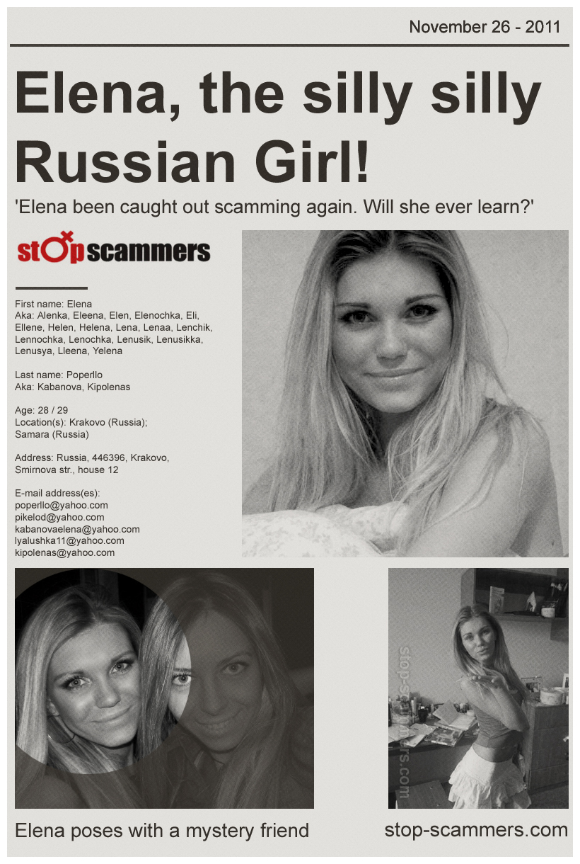 scammers russian russian Home