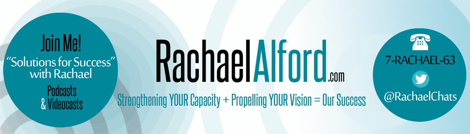 Rachael Alford Consulting Services