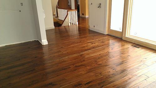Making Hand Scraped Hardwood Floors Shine Again : How To Make Hardwood Floors Shine - Flooring Ideas Home