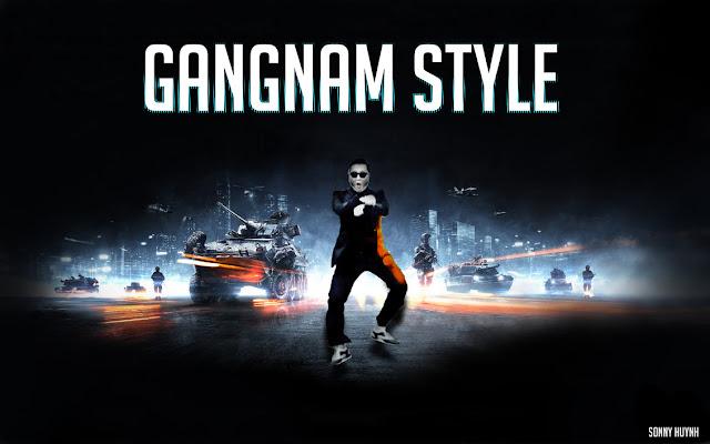 Rajini Dances to Gangnam Style