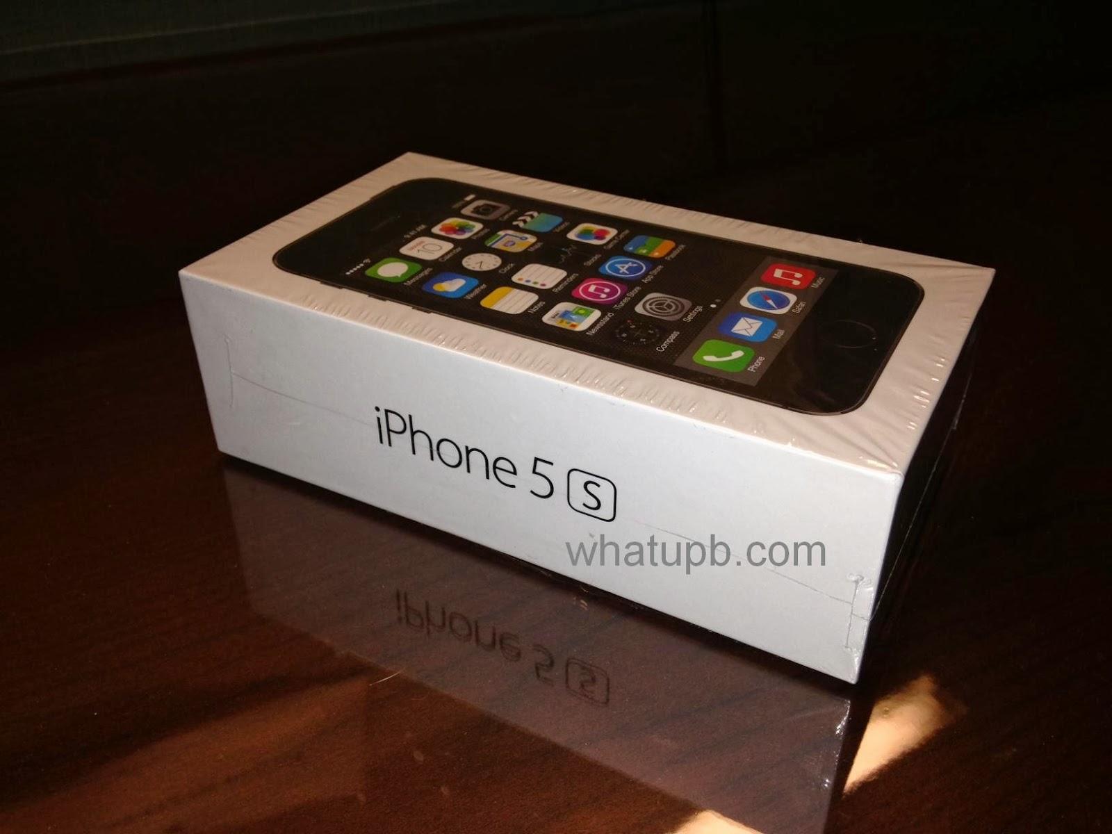 iPhone 5s Salg