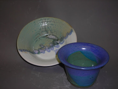 bowl & plate