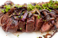 Tri Tip with Red Wine BBQ Sauce