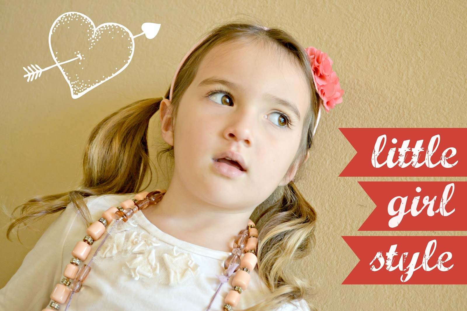 Mommy Testers Cuteness Alert Little Girl Valentine S Day Style