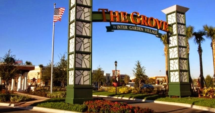 Winter Garden Village Mall Em Orlando Blog Da Disney
