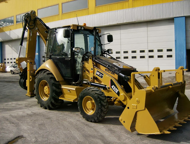 Terna Caterpillar 432 E