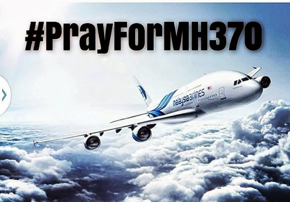 Lets Pray For MH370