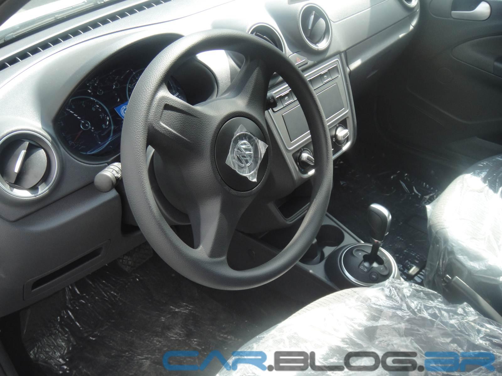 Volkswagen gol g6 problemas e defeitos interior
