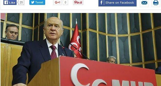 Εθνικιστικό Κόμμα Τουρκίας: Οι Αμερικανοί μας ωθούν σε εμφύλιο πόλεμο