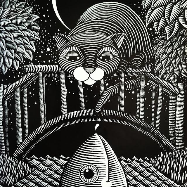 #catandfish