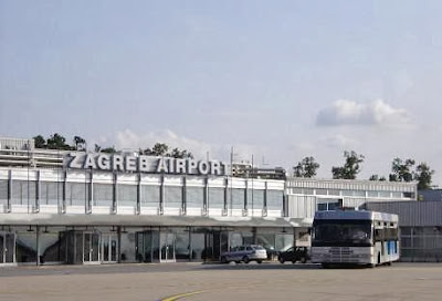 Center Zagreb Airport Faces Strike Action Center