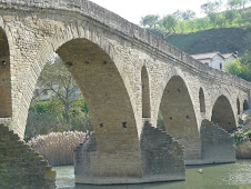 PUENTE LA REINA DE NAVARRA Abril 2011