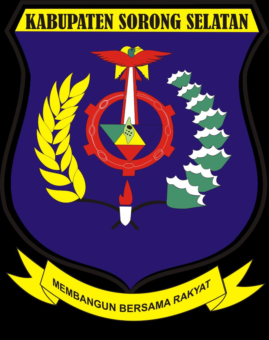 Logo beberapa kabupaten Kota di papua Barat - Ardi La Madi