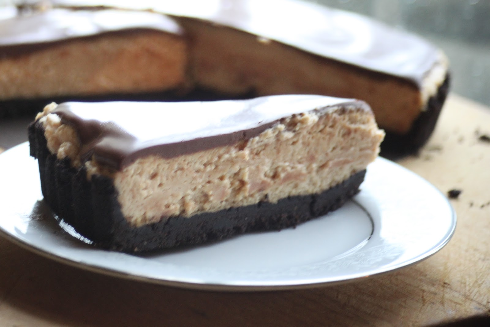 Good Clean Fun: Chocolate Peanut Butter Pie