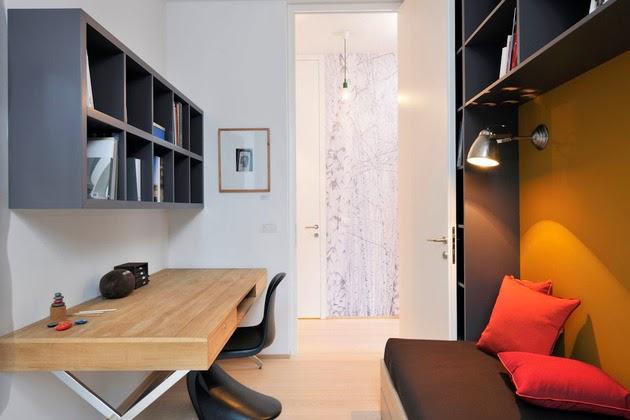 Membuat Apartemen Kecil Menjadi Lebih Mewah Membuat Apartemen Kecil Menjadi Lebih Mewah