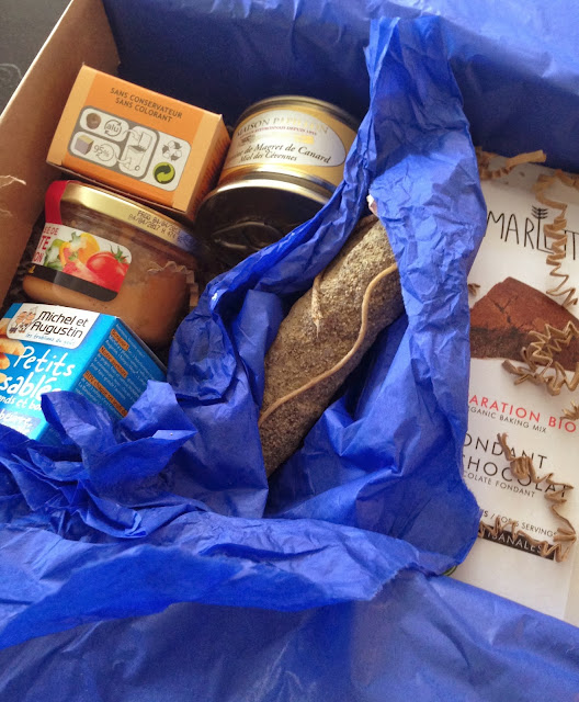 Bonjour subscription food box