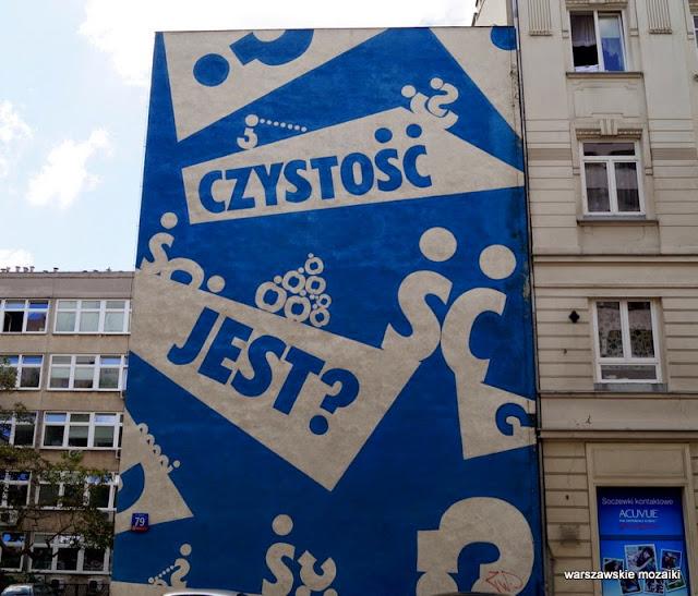 Wola Warszawa warszawskie murale Żelazna