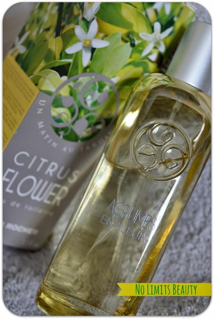 Yves Rocher - EDT Cítricos en Flor