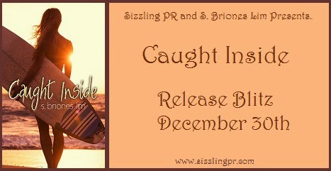 Release Blitz – Caught Inside by S. Briones Lim