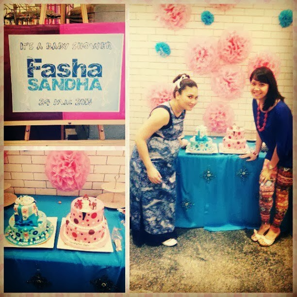 Baby Shower Fasha Sandha