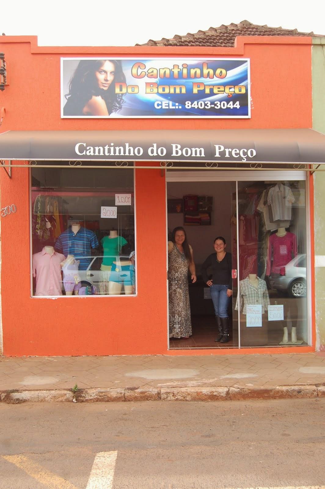 CANTINHO DO BOM PREÇO..