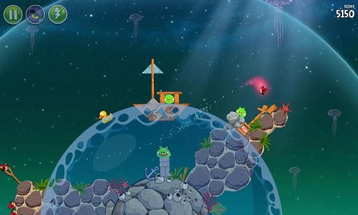 Angry Birds Space Premium Apk Terbaru