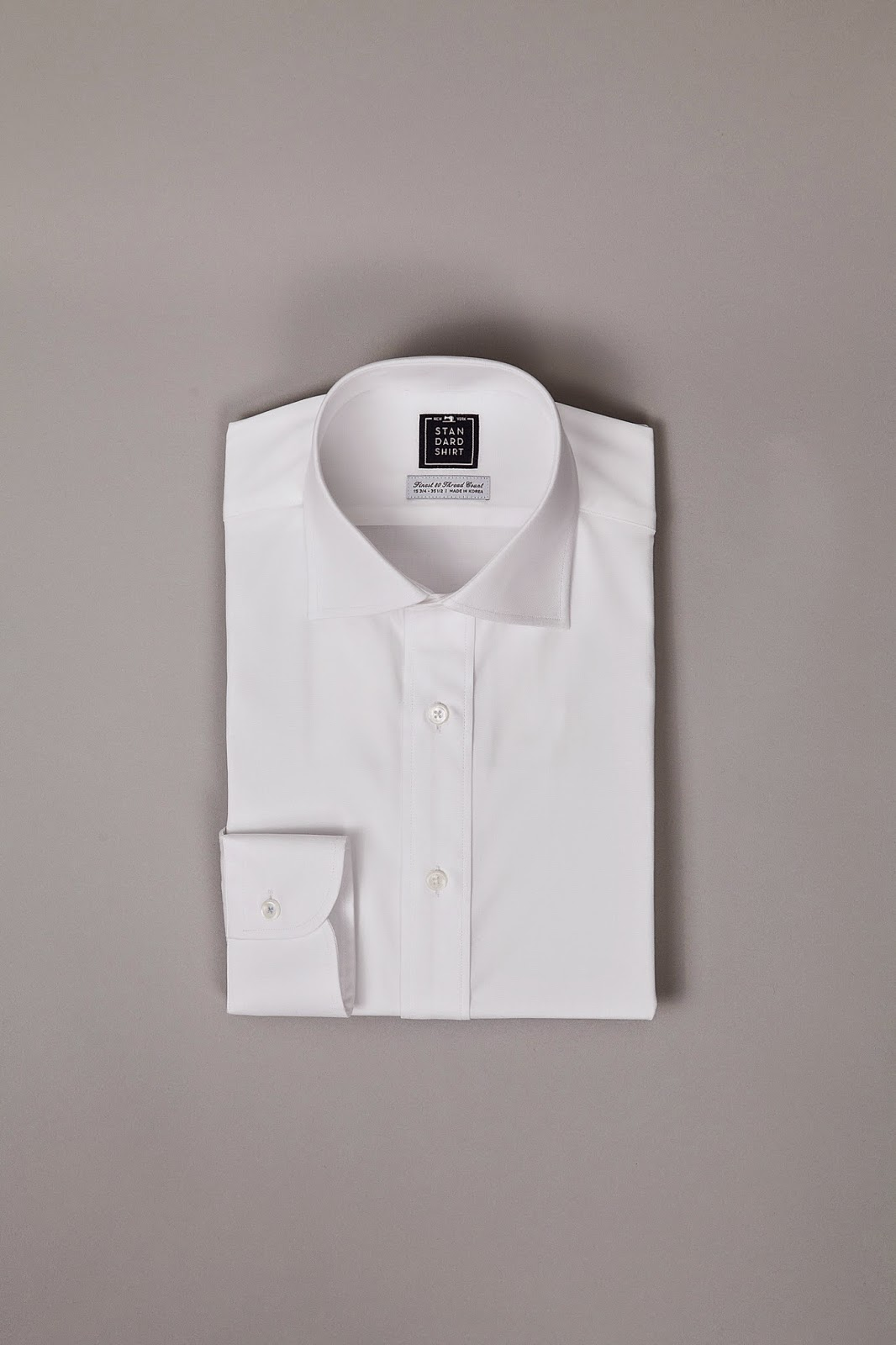 Standard Shirt, dress shirt start up, men's shirts for work