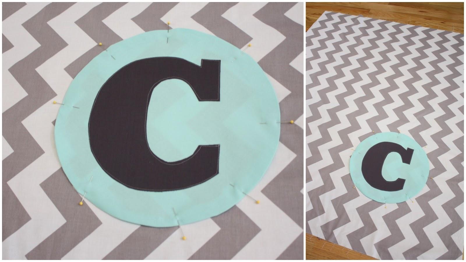 Riley Blake Designs Blog: Project Design Team Wednesday~Monogram