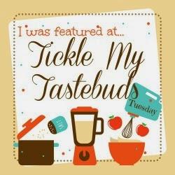 tickle my tastebuds logo