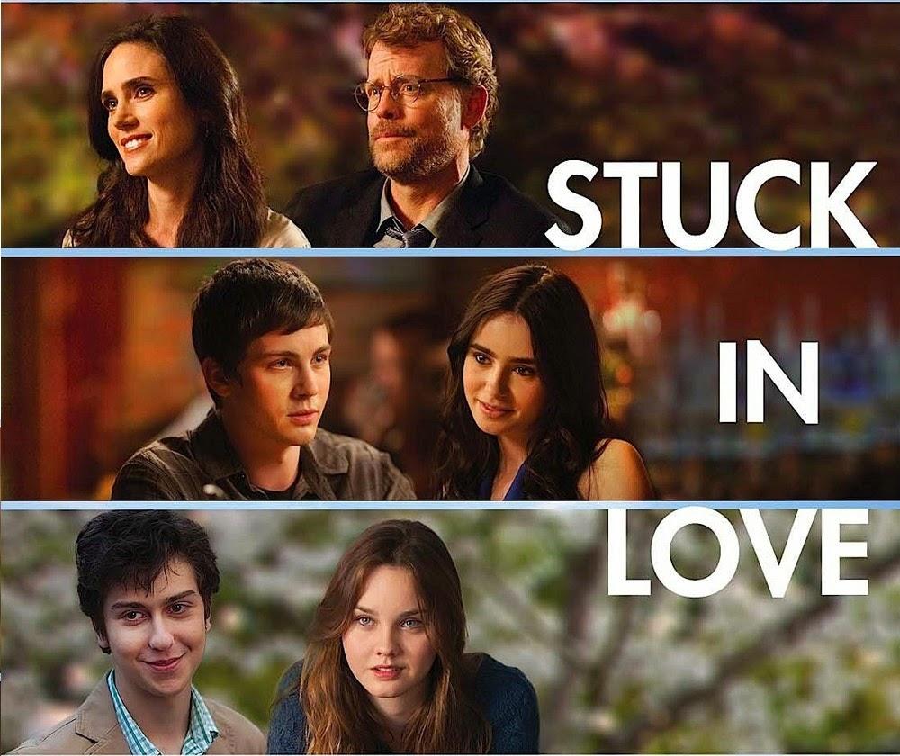 Resenha Filme Ligados Pelo Amor Stuck In Love