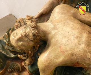 LUNEVILLE (54) - Pietà de l'église Saint-Jacques