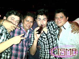 Grupo Cisma 2012
