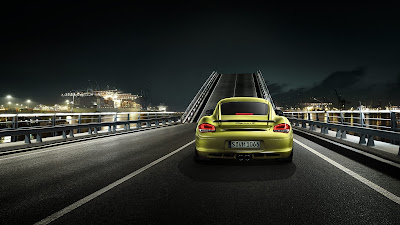 2011 Porsche Cayman R Wallpaper