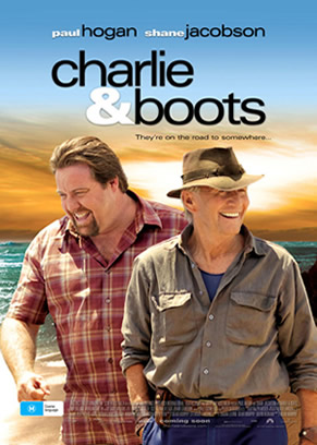 Charlie & Boots (Charlie y Boots) (De tal padre tal hijo) (2009) Español Latino