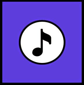 Aula particular de inglês com música