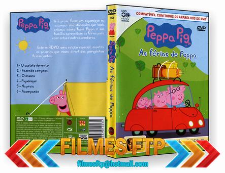 Peppa pig As férias de Peppa 2014