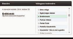 Goldenblog szavazás