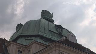 dome of Klosterneuburg Monastery