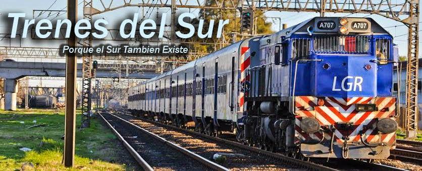 Trenes del Sur
