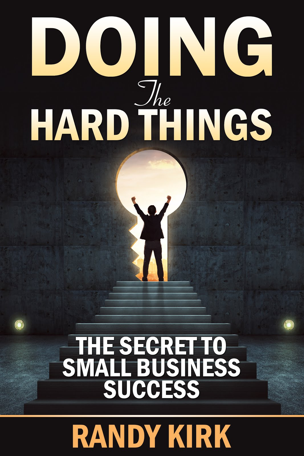 Get Your Free eBook - Doing the Hard Things