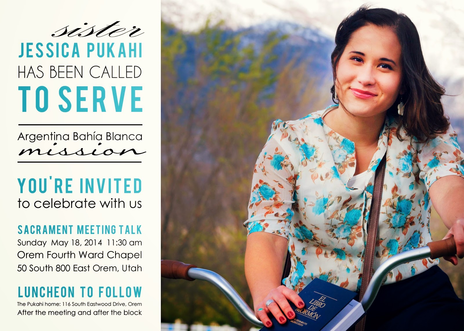 missionary farewell talk Find and save ideas about mission farewell on pinterest | see more ideas about farewell banner, farewell decorations and missionary farewell.