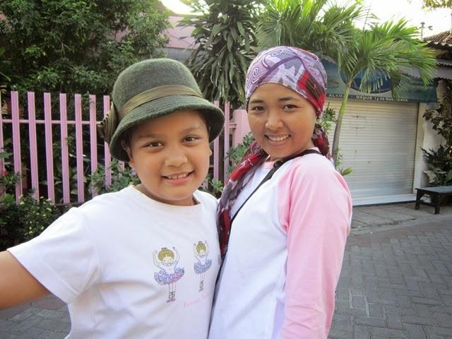 Nadya dan Kakak